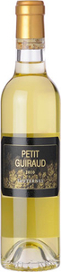 Petit Guiraud 2012, Ac Sauternes, 2nd Wine Of Château Guiraud (375ml) Bottle