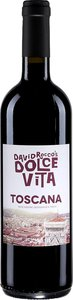 David Rocco's Dolce Vita Rosso 2010, Igt Bottle