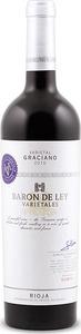 Baron De Ley Varietales Graciano 2010, Doca Rioja Bottle