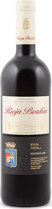 Rioja Bordón Reserva Tempranillo 2008 Bottle