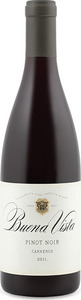 Buena Vista Pinot Noir 2011, Carneros Bottle