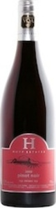 Huff Estates Pinot Noir 2013, Prince Edward County Bottle