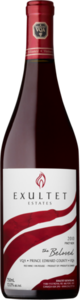 "Exultet ""The Beloved"" Pinot Noir 2011, VQA Prince Edward County Bottle"