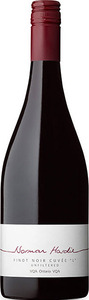 "Norman Hardie Pinot Noir Cuvee ""L"" Unfiltered 2009, VQA Ontario Bottle"