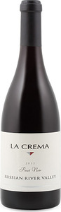 La Crema Pinot Noir Russian River 2013 Bottle
