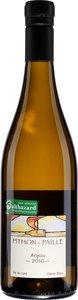 Pithon Paillé Chenin Blanc 2011 Bottle