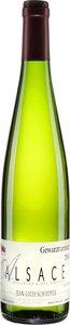 Jean Louis Schoepfer Gewurztraminer 2013 Bottle