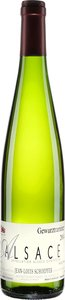 Jean Louis Schoepfer Gewurztraminer 2014 Bottle