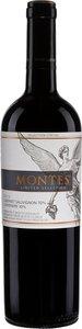 Montes Limited Selection Cabernet Sauvignon/Carmenère 2013, Colchagua Valley Bottle