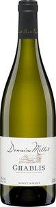Domaine Millet Chablis 2014, Ac Bottle