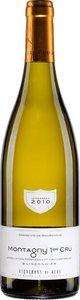 Buissonnier Montagny Premier Cru 2012 Bottle