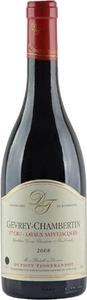 Domaine Dupont Tisserandot Gevrey Chambertin Premier Cru Lavaux Saint Jacques 2012 Bottle