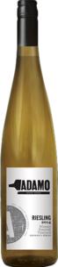 Adamo Estate Riesling Wismer Foxcroft Vineyard 2014, VQA Twenty Mile Bench Bottle