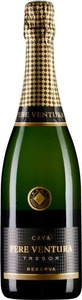 Pere Ventura Tresor Brut Nature Cava, Spain Bottle