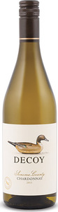 Decoy Chardonnay 2014, Sonoma County Bottle