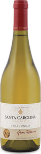 Santa Carolina Gran Reserva Chardonnay 2013, Casablanca Valley Bottle