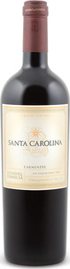 Santa Carolina Reserva De Familia Carmenère 2012, Rapel Valley Bottle