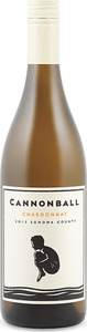 Cannonball Chardonnay 2013, Sonoma County Bottle