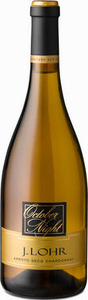 J. Lohr October Night Chardonnay 2013, Arroyo Seco, Monterey County Bottle
