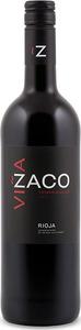 Viña Zaco Tempranillo 2014, Doca Rioja Bottle