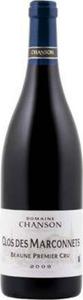Domaine Chanson Beaune Clos Des Marconnets 1er Cru 2011, Ac Bottle