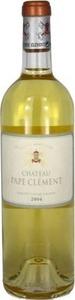 Château Pape Clément Blanc 2002, Ac Pessac Léognan Bottle
