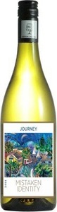 Mistaken Identity Journey 2014, Salt Spring Island, Gulf Islands Bottle