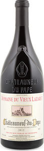 Domaine Du Vieux Lazaret 2012 Châteauneuf Du Pape 2012 (1500ml) Bottle