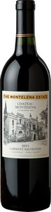 Chateau Montelena Estate Cabernet Sauvignon 2011, Napa Valley Bottle