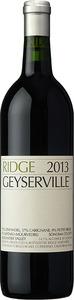 Ridge Geyserville 2013, Alexander Valley, Sonoma County Bottle