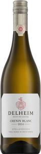 Delheim Family Chenin Blanc 2014, Wo Stellenbosch Bottle