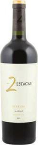 Dos 2 Estacas Reserva Malbec 2012, Uco Valley, Mendoza Bottle