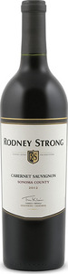 Rodney Strong Cabernet Sauvignon 2013, Sonoma County Bottle