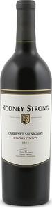 Rodney Strong Cabernet Sauvignon 2013, Sonoma County Bottle