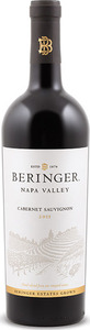 Beringer Napa Valley Cabernet Sauvignon 2012 Bottle