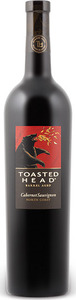 Toasted Head Cabernet Sauvignon 2013, Barrel Aged, North Coast Bottle