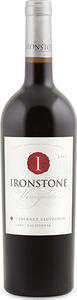 Ironstone Cabernet Sauvignon 2014, Lodi Bottle