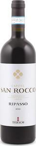 Tedeschi Capitel San Rocco Ripasso Valpolicella Superiore 2013, Doc Bottle