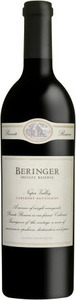 Beringer Private Reserve Cabernet Sauvignon 2011, Napa Valley Bottle
