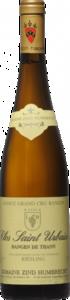 Domaine Zind Humbrecht Clos Saint Urbain Riesling Grand Cru Rangen De Thann 2011 Bottle