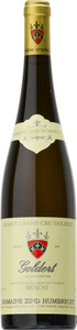 Domaine Zind Humbrecht Muscat Goldert 2012, Ac Alsace Bottle
