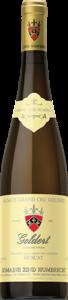 Domaine Zind Humbrecht Muscat Goldert 2009, Ac Alsace Bottle