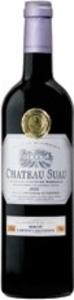 Château Suau Rouge 2010, Ac Premières Côtes De Bordeaux Bottle