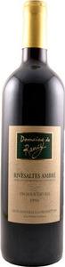Domaine De Rancy Ambré Rivesaltes 1948 Bottle