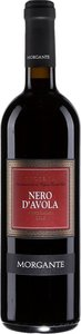 Morgante Nero D' Avola 2013, Igt Sicilia Bottle