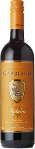 Gabbiano Solatio 2012, Tuscany Bottle