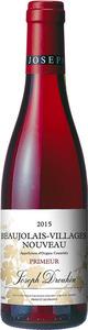 Joseph Drouhin Beaujolais Villages Nouveau 2015, Burgundy Bottle