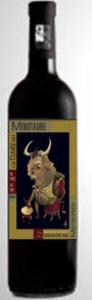 Domaine Des Météores Cuvée Du Minotaure Rouge 2013 Bottle
