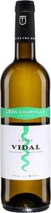 Domaine Les Brome Vidal 2014 Bottle