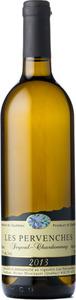 Les Pervenches Seyval Chardonnay 2014 Bottle
